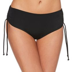 Jag Sport Womens Solid Boogie Swim Bottoms