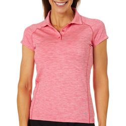 Etonic Womens Solid Polo Shirt