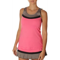 Sofibella Womens Electric Change Sleeveless  Top