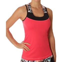 Sofibella Womens Melbourne Athletic Grace Sleeveless  Top