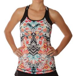 Sofibella Womens Melbourne Posh Sleeveless Top