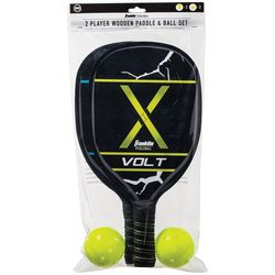 Franklin Sports Pickleball Paddles and Ball Set