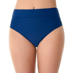 Caribbean Joe Womens Shaper Pant Swim Bottoms