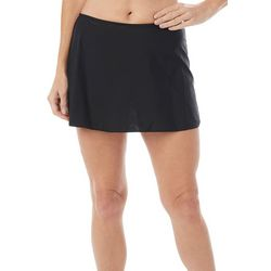 St. Tropez Womens A-Line Swim Skirt