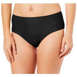St. Tropez Womens Solid Swim Bottoms