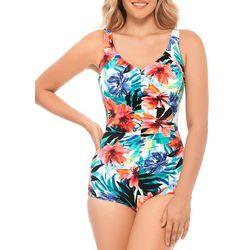 Paradise Bay Womens LA Belle Mio One Piece Swimsuit