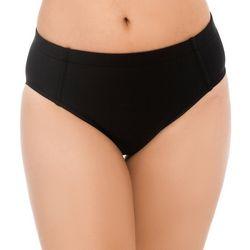 PB Sport Womens Solid Swim Bottoms