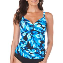 Trimshaper Womens Aspen Bella Tankini Top