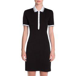 Skechers Womens Go Golf Birdie Pique Short Sleeve Dress