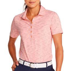 Skechers Womens Space Dye Polo Shirt