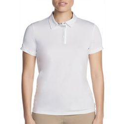 Skechers Womens Go Golf Pitch Short Sleeve Polo Shirt