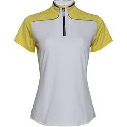 Bette & Court Sunray Short Sleeve Polo Golf