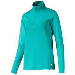 Puma Golf Womens Evoknit Solid Long Sleeve Top