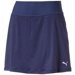 Puma Golf Womens Pwrshape Solid Knit Skort
