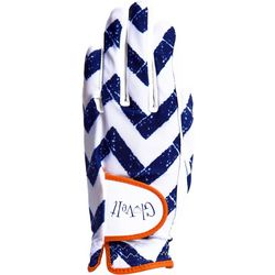 Glove It Womens Coastal Tile Print Golf Glove