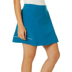 Oakley Womens Balata Solid Pull On Golf Skort