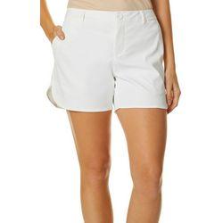 Oakley Womens Enjoy Chino Solid Golf Shorts