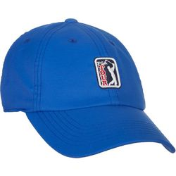 PGA Tour Womens Solid  Embroidered Logo Cap