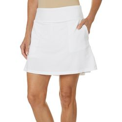 Columbia Golf Womens Solid Qualifier Skort