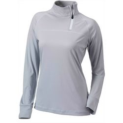 Columbia Golf Womens Classic Solid Long Sleeve Top