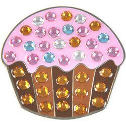 Navika Womens Cupcake Ball Marker Hat Clip
