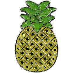 Navika Womens Pineapple Ball Marker Hat Clip