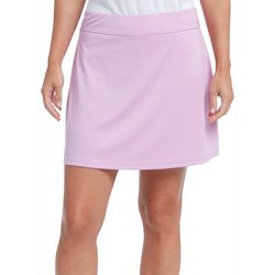 Tournament Collection Womens Solid Knit Performance Skort