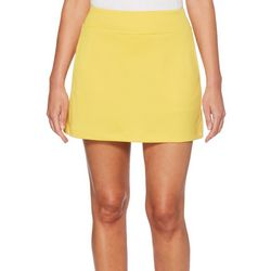 PGA TOUR Womens Airflux Knit Skort