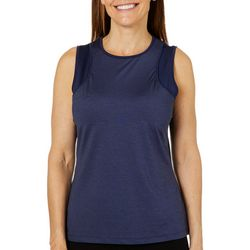PGA TOUR Womens Tonal MotionFlux Tank Top