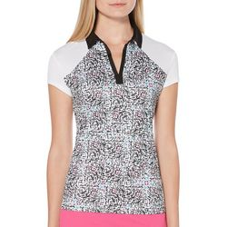 PGA TOUR Womens Digital Roadmap Polo Shirt