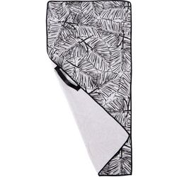 Devant Sport Towels Night Frond Waffle Texture Towel