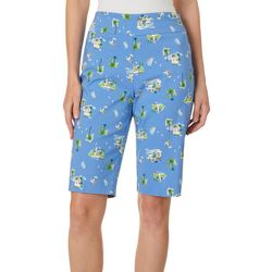 Counterparts Womens Super Stretch Island Skimmer Shorts