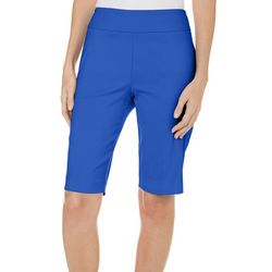 Counterparts Womens Super Stretch Bermuda Shorts