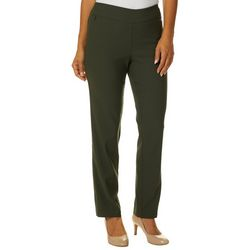 Counterparts Womens Textured Diamond Pull-On Pants