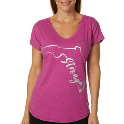 Florida Strong Womens State Strong T-Shirt
