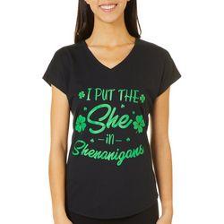 T-Shirt International Womens Shenanigans T-Shirt