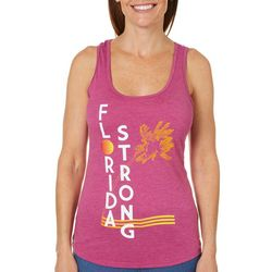 Florida Strong Womens Windy Palm Tank Top