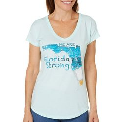 Florida Strong Womens We Are T-Shirt