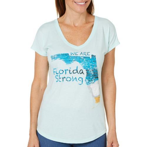 9ec5b3db859f Florida Strong Womens We Are T-Shirt