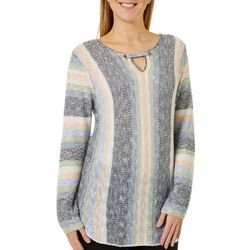 Tribekka 44 Womens Keyhole Beach Sweater