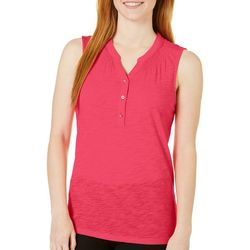 Sunsets and Sweet Tea Womens Mila Sleeveless Top