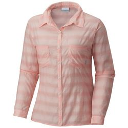 Columbia Womens Summer Trek Long Sleeve Shirt