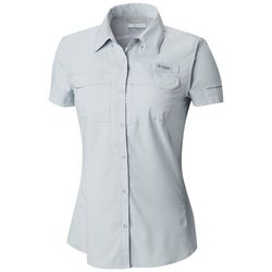 Columbia Womens PFG Lo Drag Short Sleeve Shirt