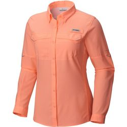 Columbia Womens Low Drag Long Sleeve Shirt