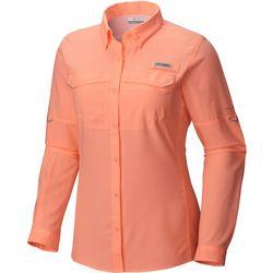 Columbia Womens Low Drag Long Sleeve Shirt