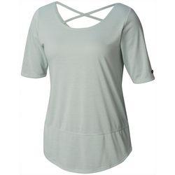 Columbia Womens Anytime Casual Short Sleeve Shirt
