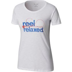 Columbia Womens PFG Reel Relaxed T-Shirt