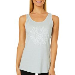 Columbia Womens Willow Beach Graphic Knit Tank Top