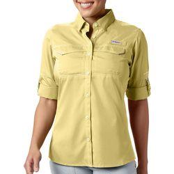 Columbia Womens PFG Lo Drag Long Sleeve Shirt