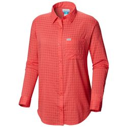 Columbia Womens PFG Sun Drifter Long Sleeve Shirt